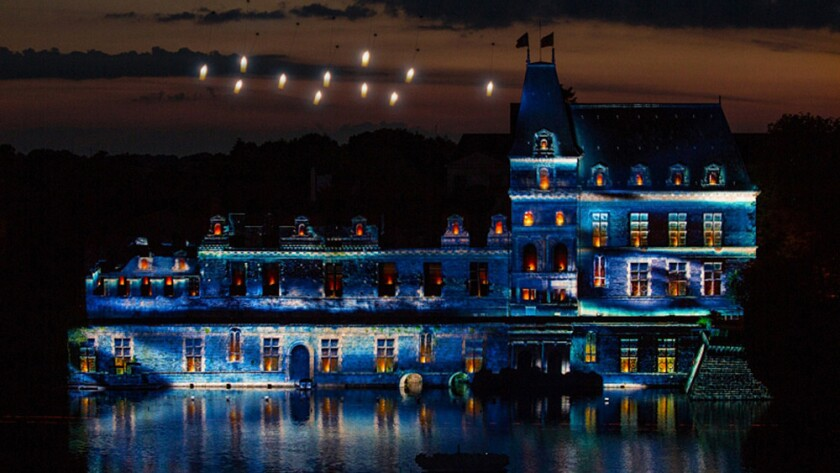 France's Puy du Fou has announced plans to permanently add the Neopters drone fleet to the Cinescenie nighttime show when the theme park reopens in April.