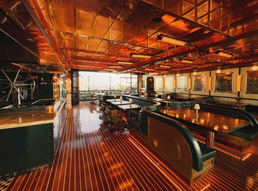 CH Projects has opened Seneca, a Roman trattoria, at the InterContinental Hotel in downtown San Diego.