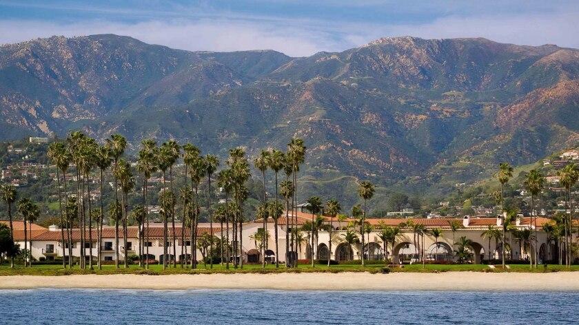 The Hilton Santa Barbara Beachfront Resort. Credit: Hilton
