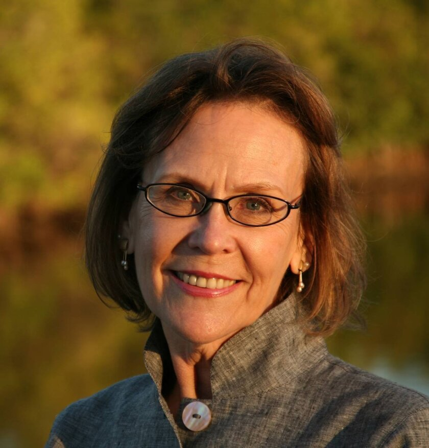 Margaret Leinen, incoming Vice Chancellor for Marine Sciences at UC San Diego and Director of Scripps Institution of Oceanography. Photo courtesy of Scripps Institution of Oceanography