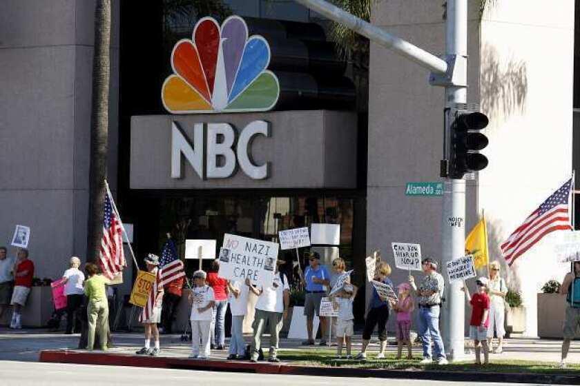 NBC Universal calls 'cut' on housing plan
