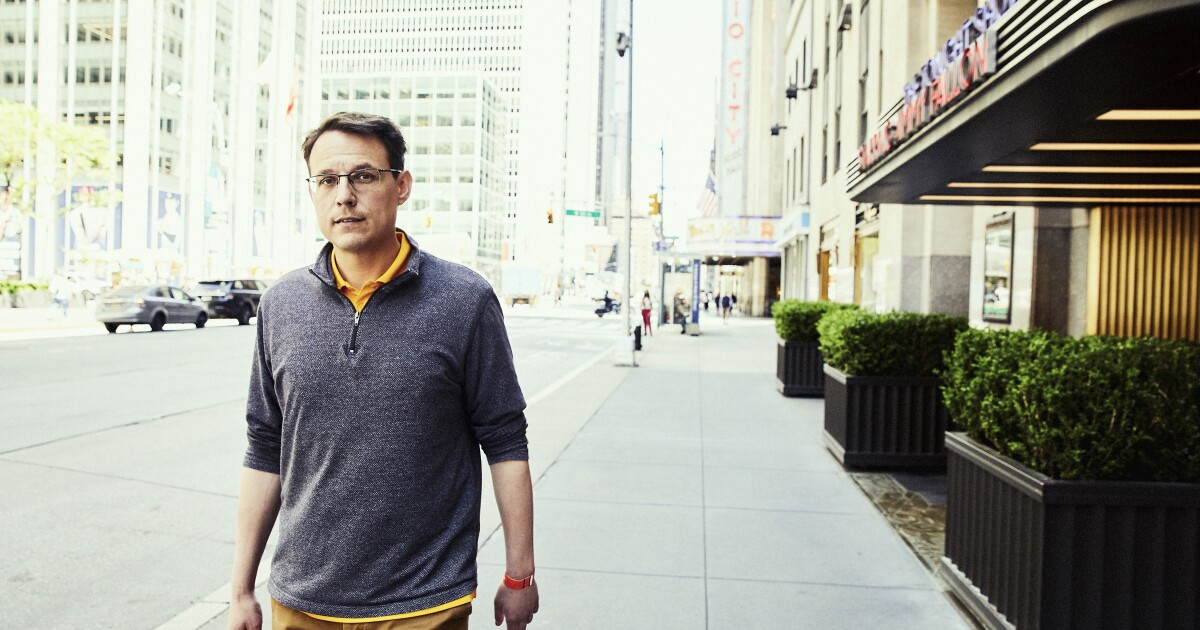 NBC's data king Steve Kornacki spreads his wings in new deal - Los Angeles Times