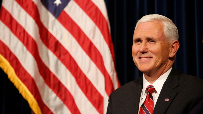 Following November's Paris attacks, Indiana's Mike Pence was among dozens of governors from mostly GOP states who attempted to block Syrian refugees.