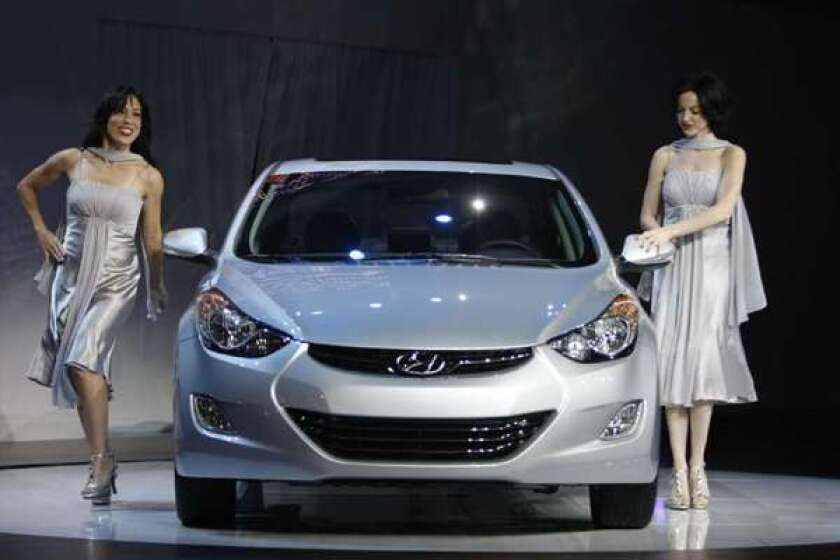 Big Hyundai recall a sign of what can happen when parts are shared