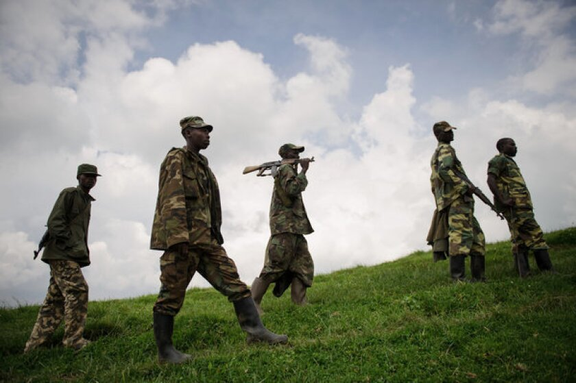A chance for calm in Congo