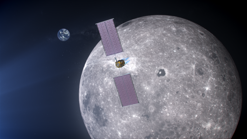NASA's proposed Gateway module
