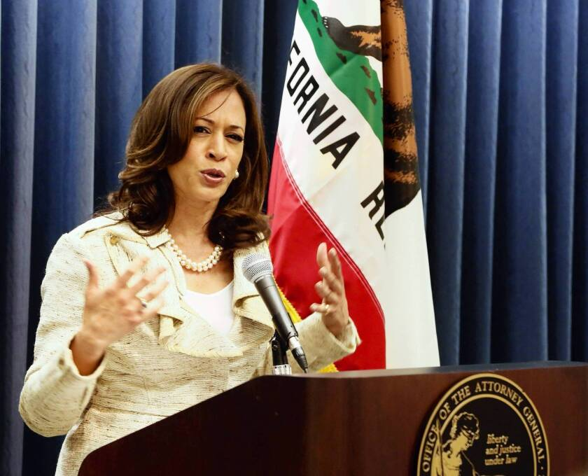 California Atty. Gen. Kamala D. Harris has made overzealous and fraudulent debt collection a priority for her office, as has the Consumer Financial Protection Bureau in Washington.
