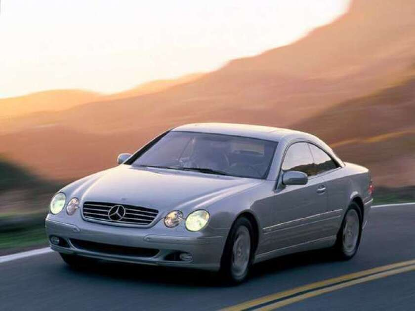 Insuring a Mercedes CL600 in Oregon will cost an average of nearly $5,900 a year, according to Insure.com.