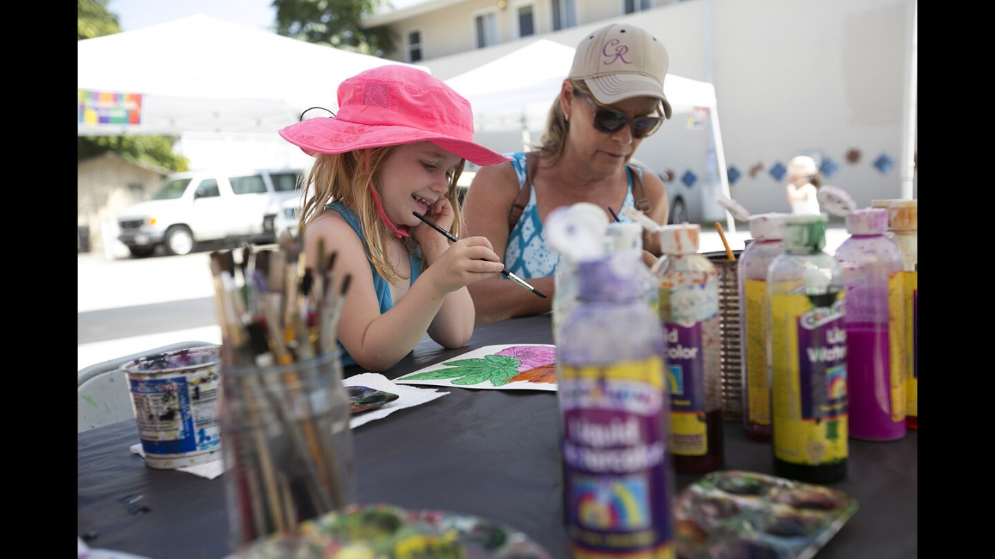 Photo Gallery: The 2nd Annual Art in the Park Festival