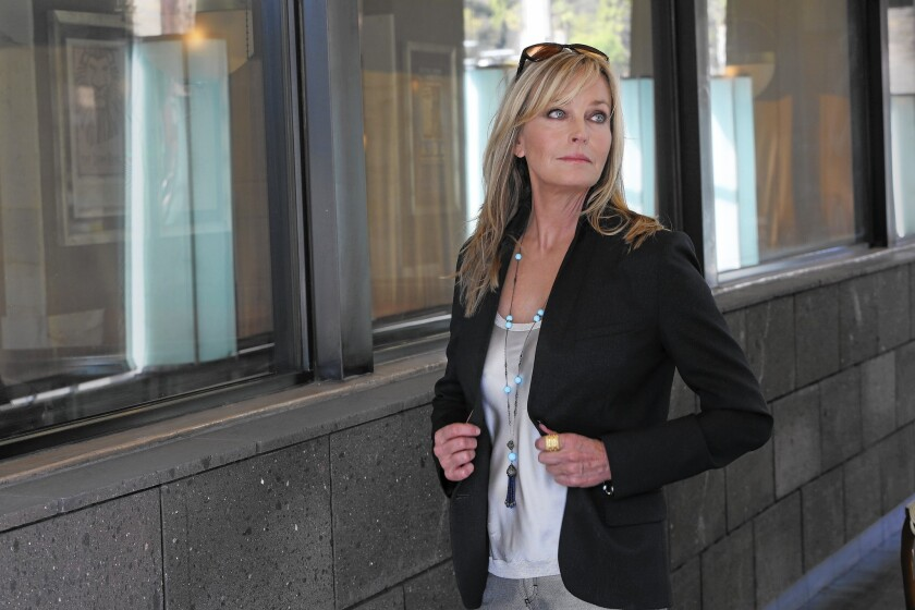 """""""I remember tweeting, 'What is a sharknado?' It's such a social thing watching this,"""" Bo Derek says. """"I don't think people sit there watching it alone."""""""