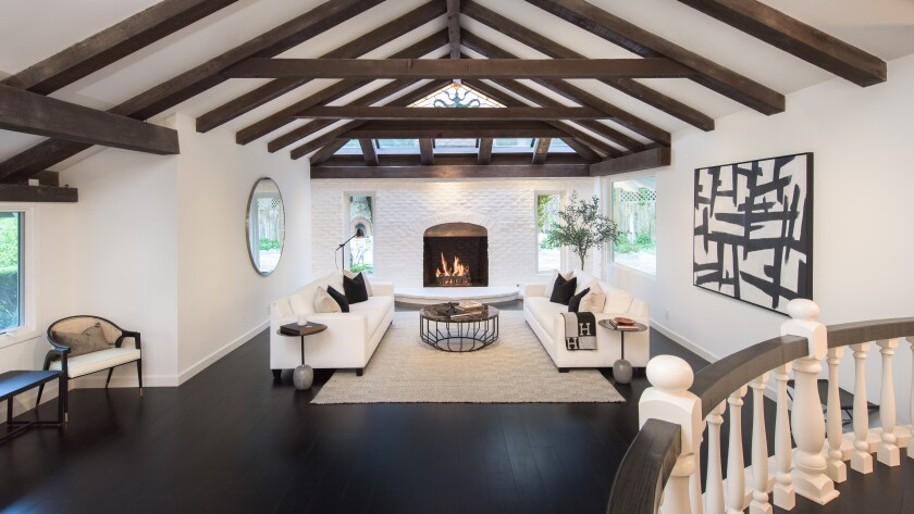 Robert Byrd-designed home in Encino