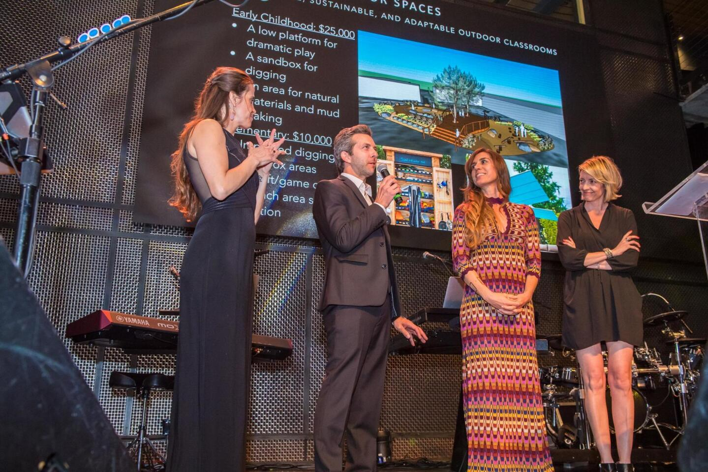 'Gillispie Grammys' raise funds for La Jolla school's projects