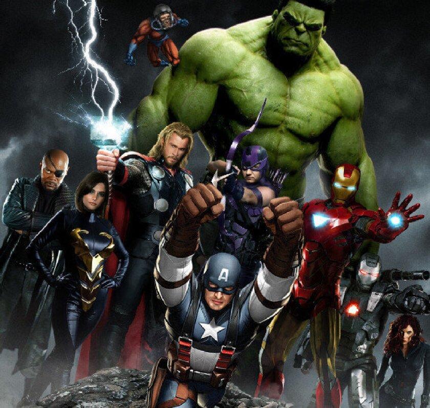 Marvel Studios' 'The Avengers'