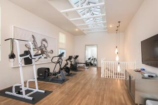 Hot Property   Home Gyms