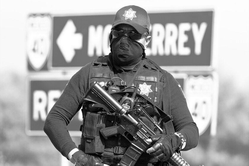 Los Zetas and the Monterrey massacre - The San Diego Union