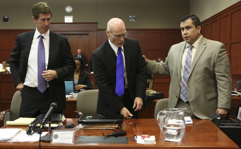 George Zimmerman murder trial may be getting personal