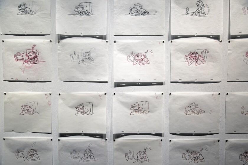 Sophia Green drawings