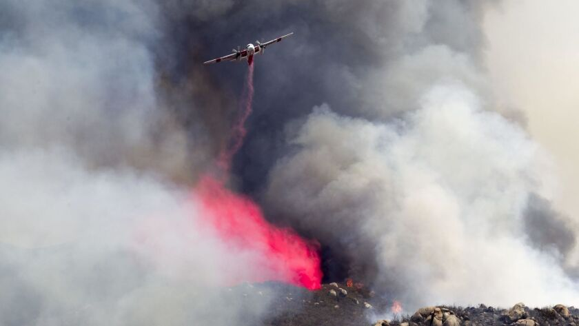 San Pasqual Fire