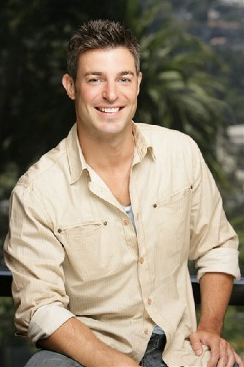 """In this publicity image released by CBS, """"Big Brother"""" cast member Jeff Schroeder, of Norridge, Ill., is shown. The program returns for its 11th installment, premiering, Thursday, July 9, 2009, at 8:00 p.m. EDT. (AP Photo/CBS, Sonja Flemming)"""