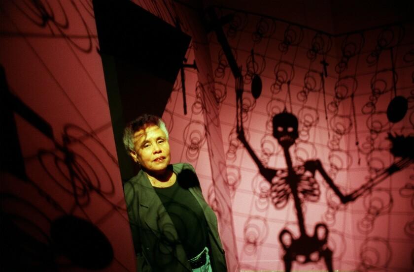 Artist Betye Saar