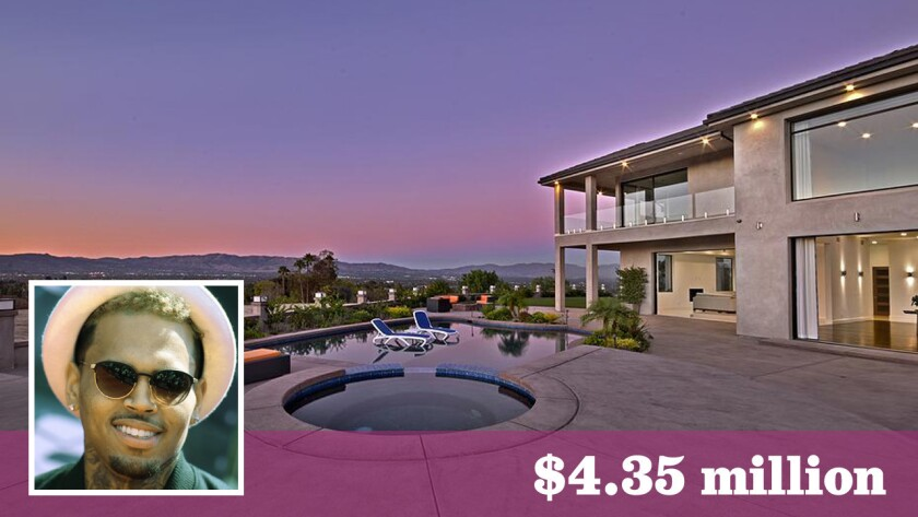 Hot Property | Chris Brown