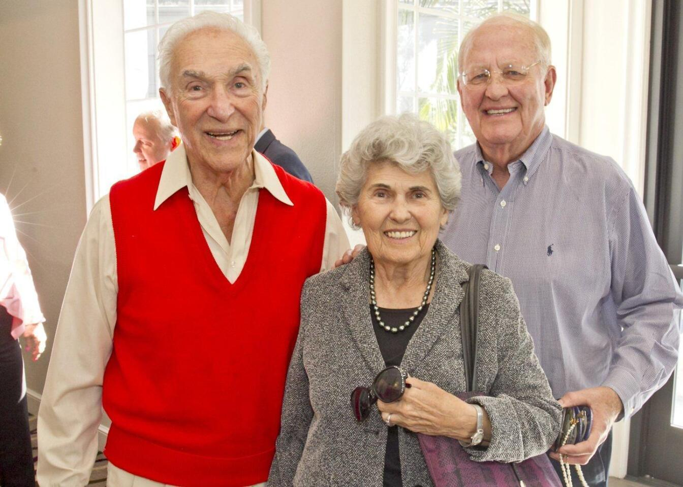 Jere and Joyce Oren, Karl Wagner