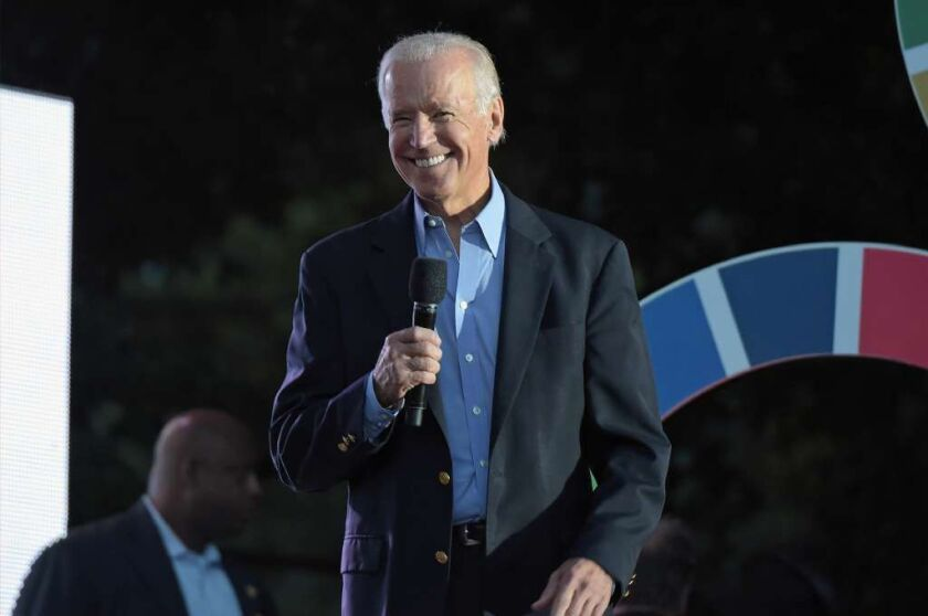 Former Vice President Joe Biden is considering a 2020 run at the President.