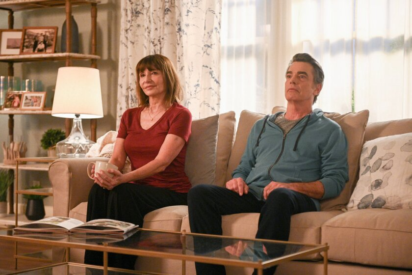 """Mary Steenburgen and Peter Gallagher round out a top-notch cast in """"Zoey's Extraordinary Playlist"""" on NBC."""