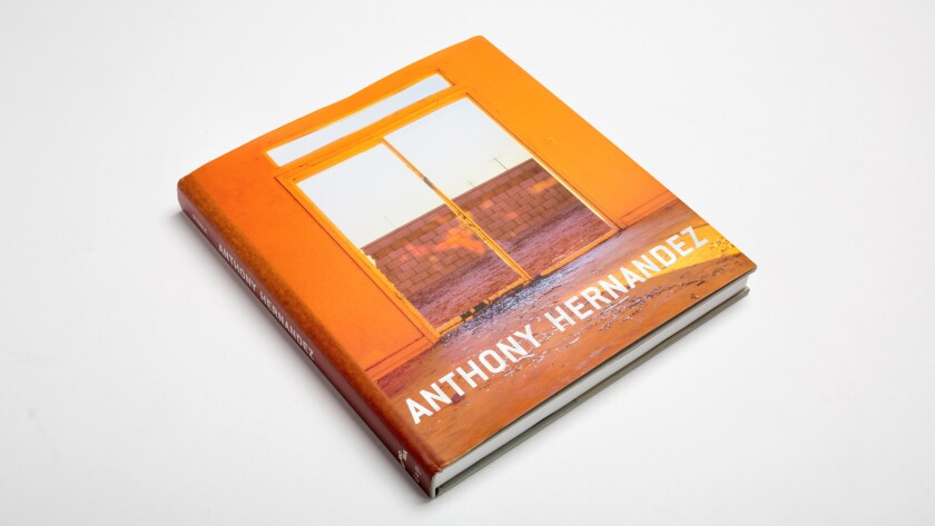 The catalog for photographer Anthony Hernandez's upcoming solo exhibition at SFMOMA, published in conjunction with Artbook/D.A.P.