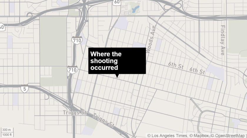 Brother of Compton council member killed in shooting in East L.A.