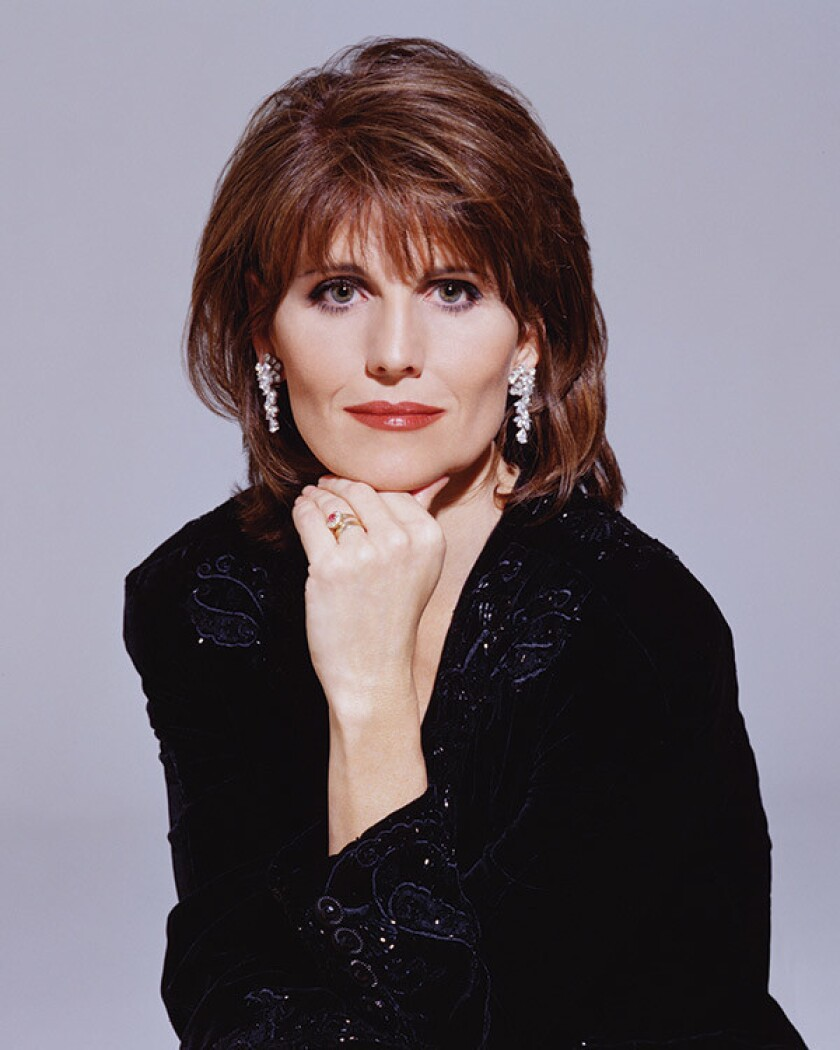 An Intimate Evening With Lucie Arnaz.