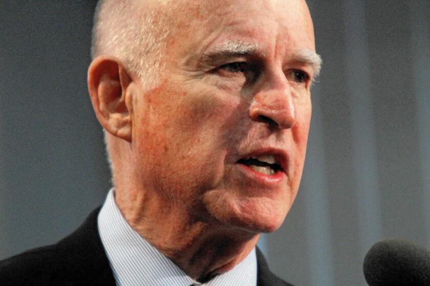 Gov. Jerry Brown signs legislation