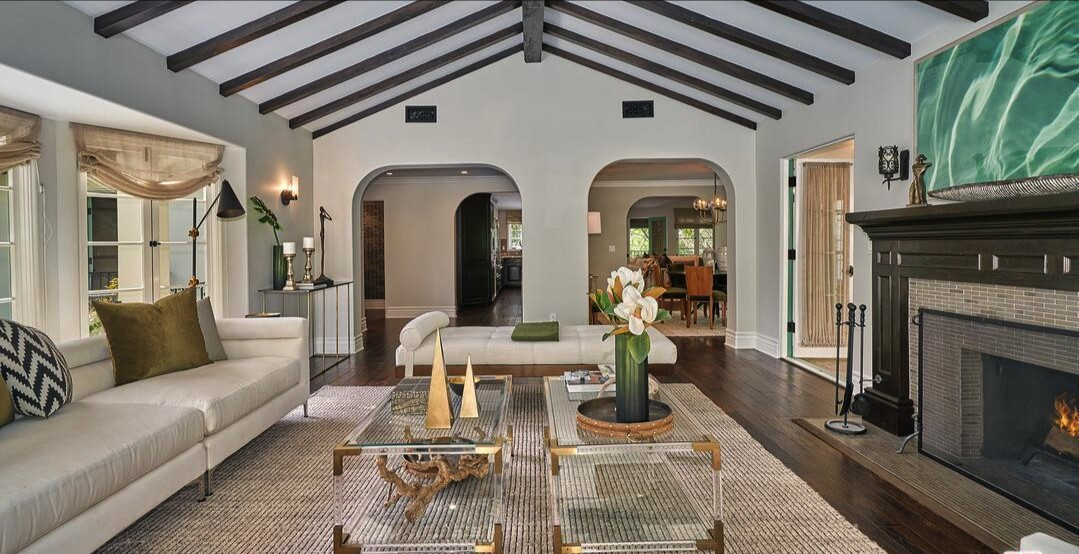 Stephanie Savage's Los Feliz home
