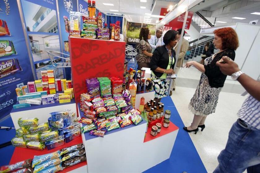Vista general de la Feria Expocomer en Ciudad de Panamá (Panamá). EFE/Archivo