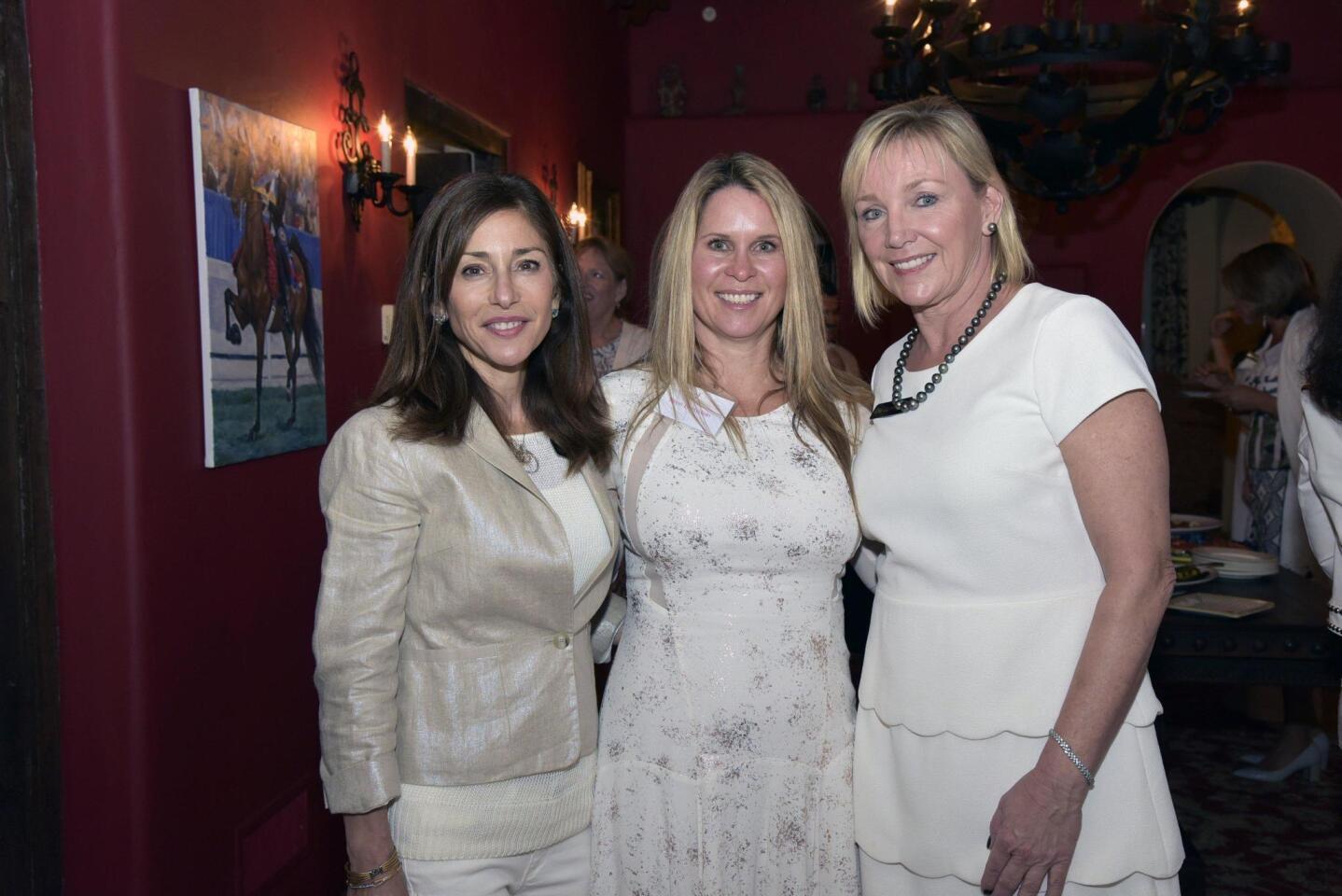 Judy Rowles, Bree Bornstein, Ellie Cunningham