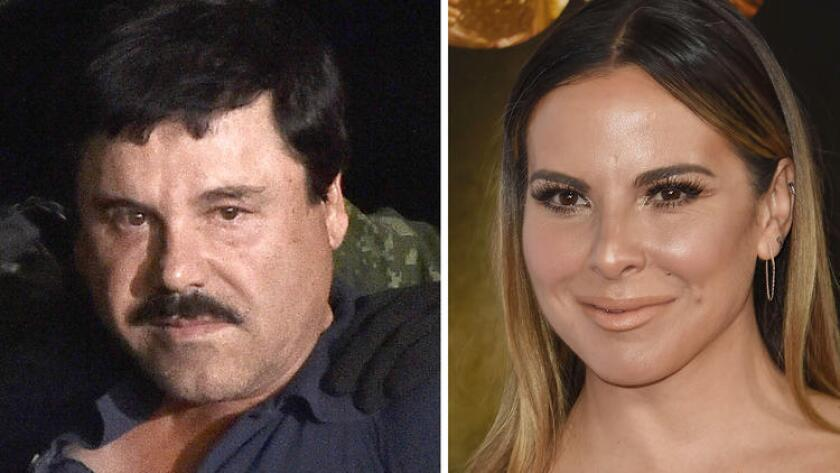 A pesar del escándalo por la supuesta relación entre El Chapo y Kate del Castillo, los planes de la actriz son continuar con la película.