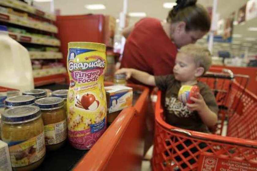 Nestle buys Pfizer infant food unit for $11.9 billion