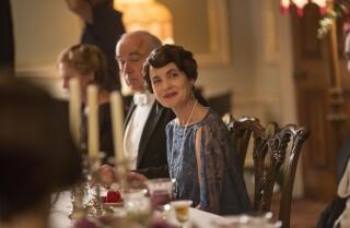 'Downton Abbey': Kate Middleton on set