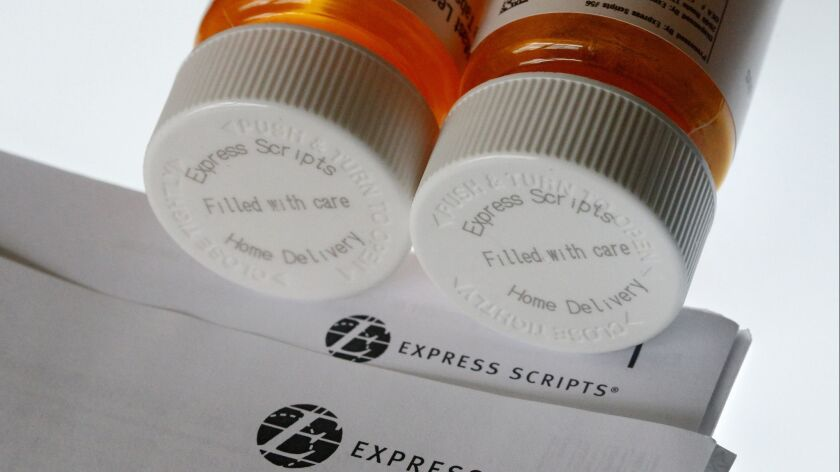 "The practice of charging a copay that is higher than the full cost of a drug is called a ""clawback"" because a middleman such as Express Scripts that handles drug claims for insurance companies essentially ""claws back"" the extra dollars from the pharmacy."