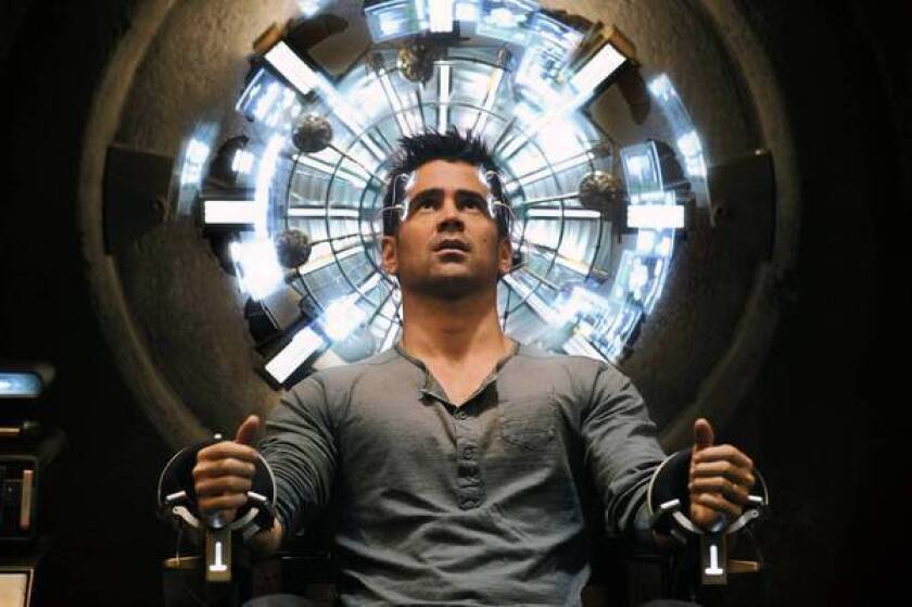 Review: 'Total Recall' insists you won't believe it