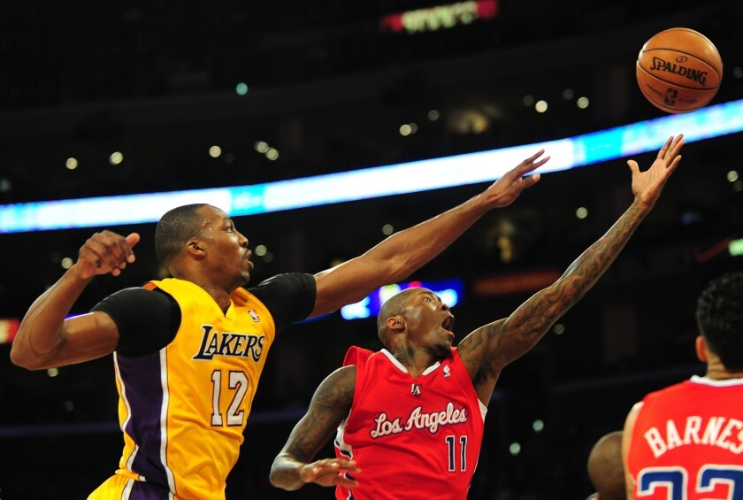 Dwight Howard admits that it has been difficult this season with the Lakers.