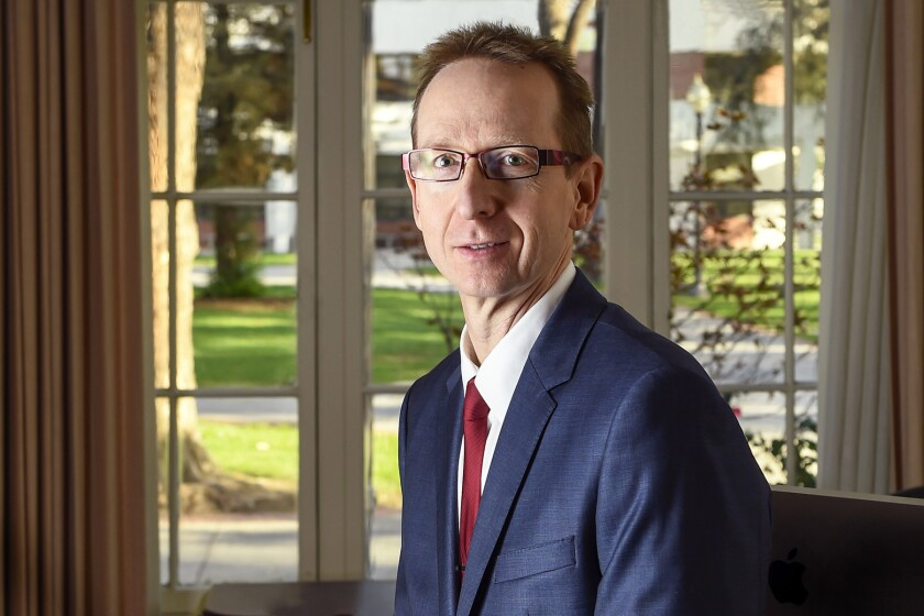USC Provost Michael Quick will assist in forming a task force to address how the university can bett