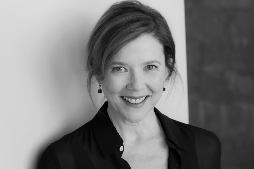 Actress Annette Bening
