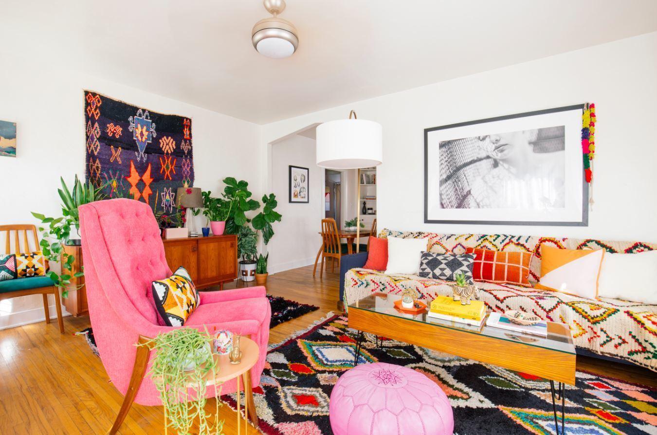 Instagram friendly Jungalow design guru says home decor should ...