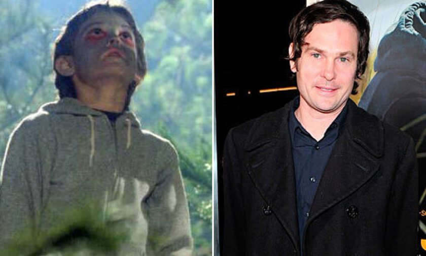"""E.T. the Extra-Terrestrial"" star Henry Thomas was arrested on a DUI charge Monday in Oregon."
