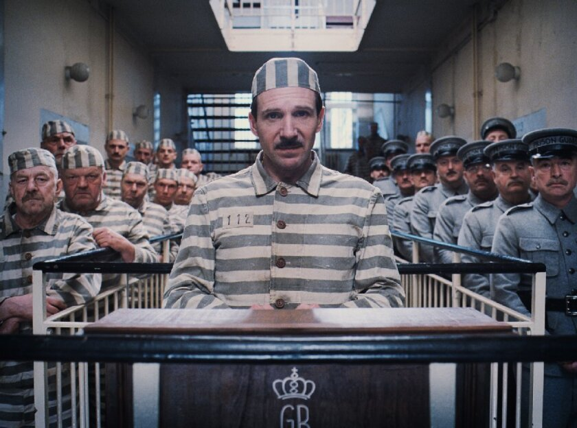 """""""The Grand Budapest Hotel"""" is among the Golden Reel Awards nominees announced Wednesday morning."""