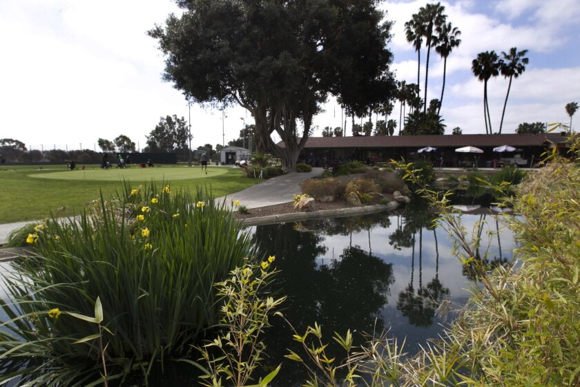 The Mission Bay golf course at De Anza Cove could become a model of environmental innovation.