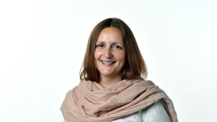 Elizabeth Dreicer, CEO and founder of Posiba, has developed givn. (Rick Nocon)