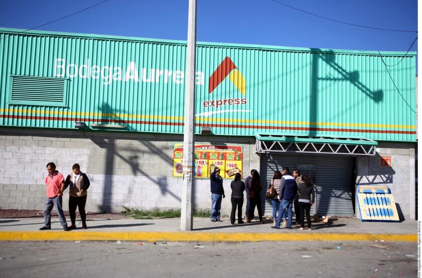 El robo de mercancía se ha llevado a cabo principalmente en ciudades del Estado de México, Michoacán, Hidalgo y Ciudad de México, dijo la ANTAD en un comunicado.