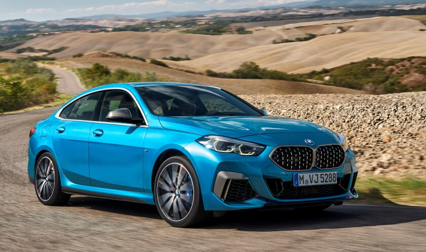 Series Sedan >> Bmw Releases Stats And Photos Of New 2020 Bmw 2 Series Gran